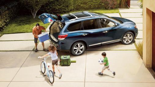 Get A New 2016 Pathfinder  Streamwood Nissan Sales