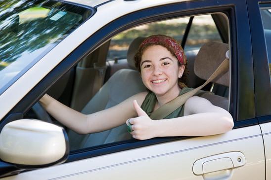 Студентка в первый раз в авто фото 465-313