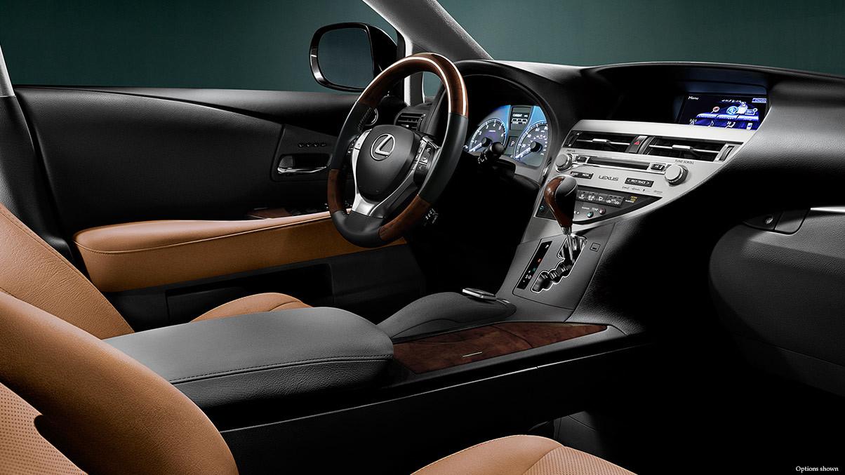 2015 Lexus RX 350 Interior ...