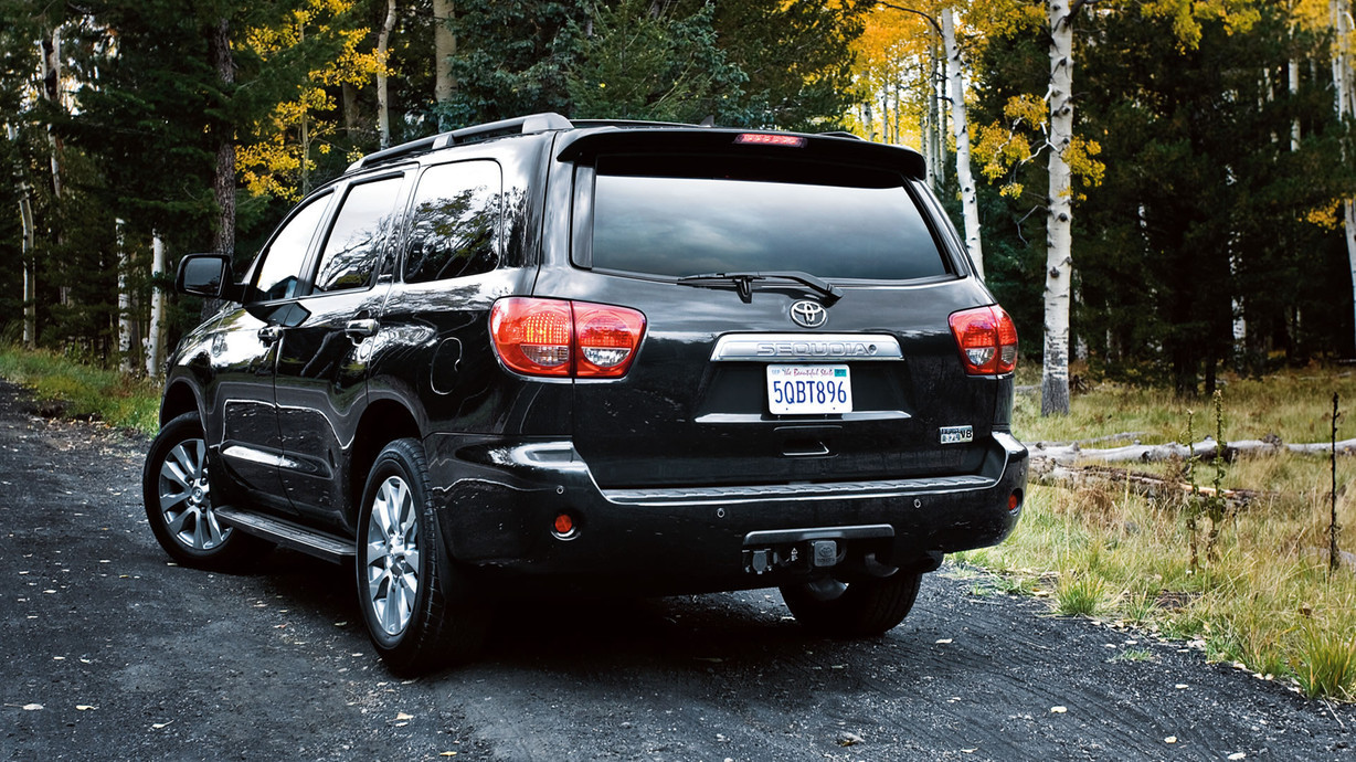 2016 toyota sequoia for sale near kennewick