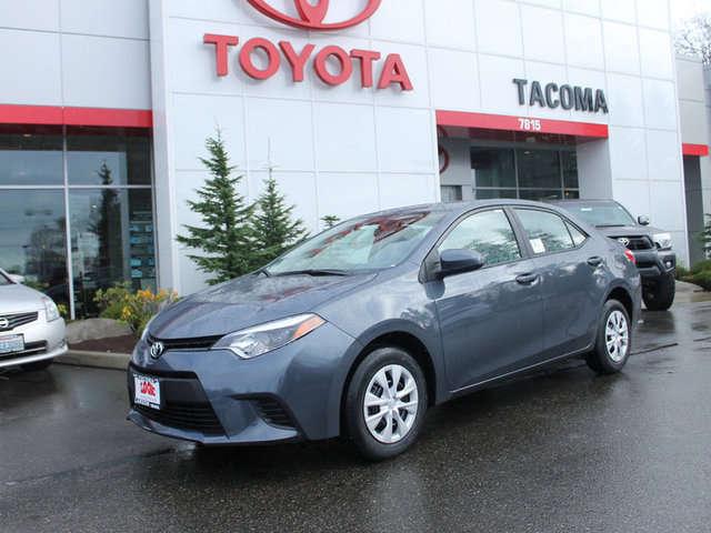 2014 Toyota Corolla For Sale >> 2014 Toyota Corolla For Sale Near Auburn Toyota Of Tacoma