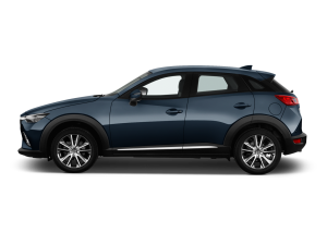 <strong>MAZDA CX-3</strong>