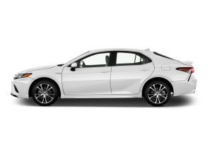 2018 Camry Hybrid