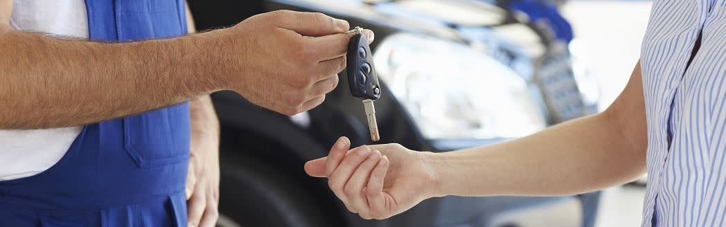 We're Happy to Hand Over the Keys to Your New-to-You Vehicle!
