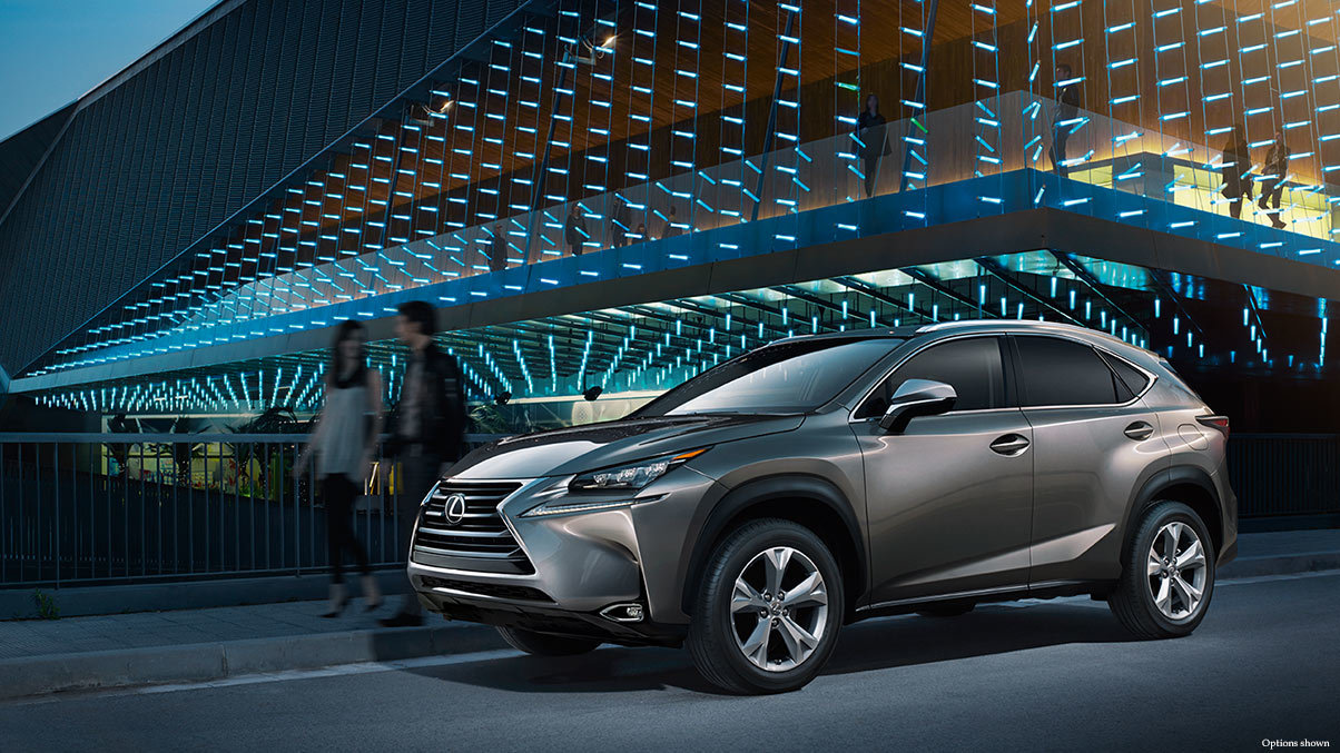 2017 Lexus NX 200t Technology Features near Washington, DC