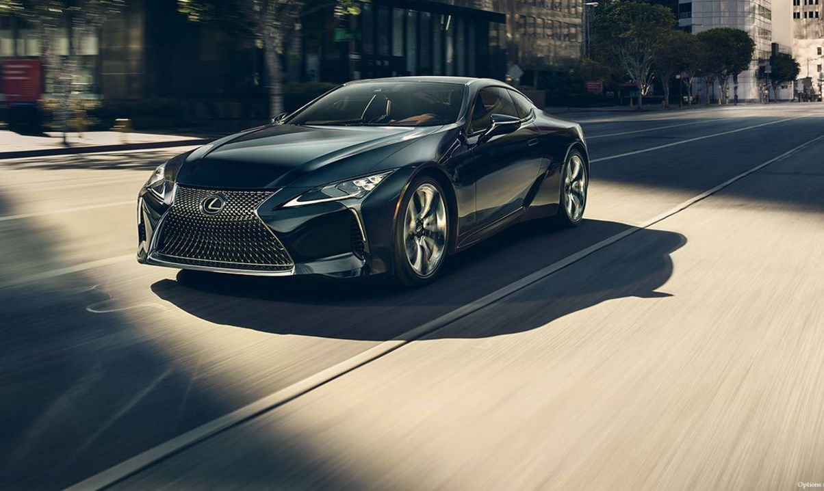 2018 Lexus LC 500 Leasing near Washington, DC