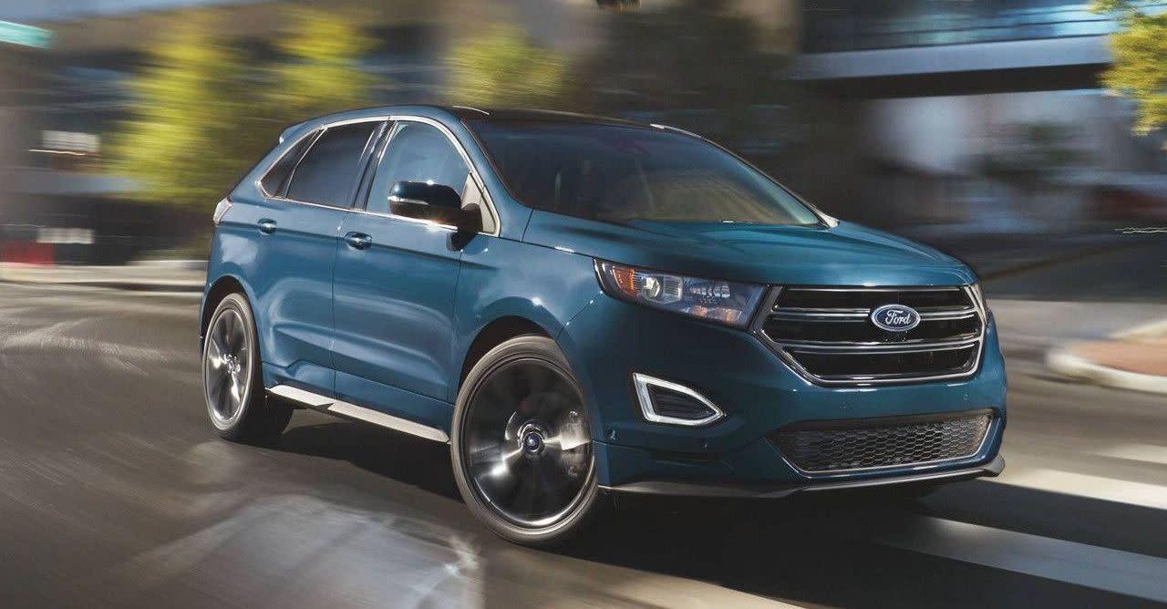 2017 Ford Edge For Near Denver Co