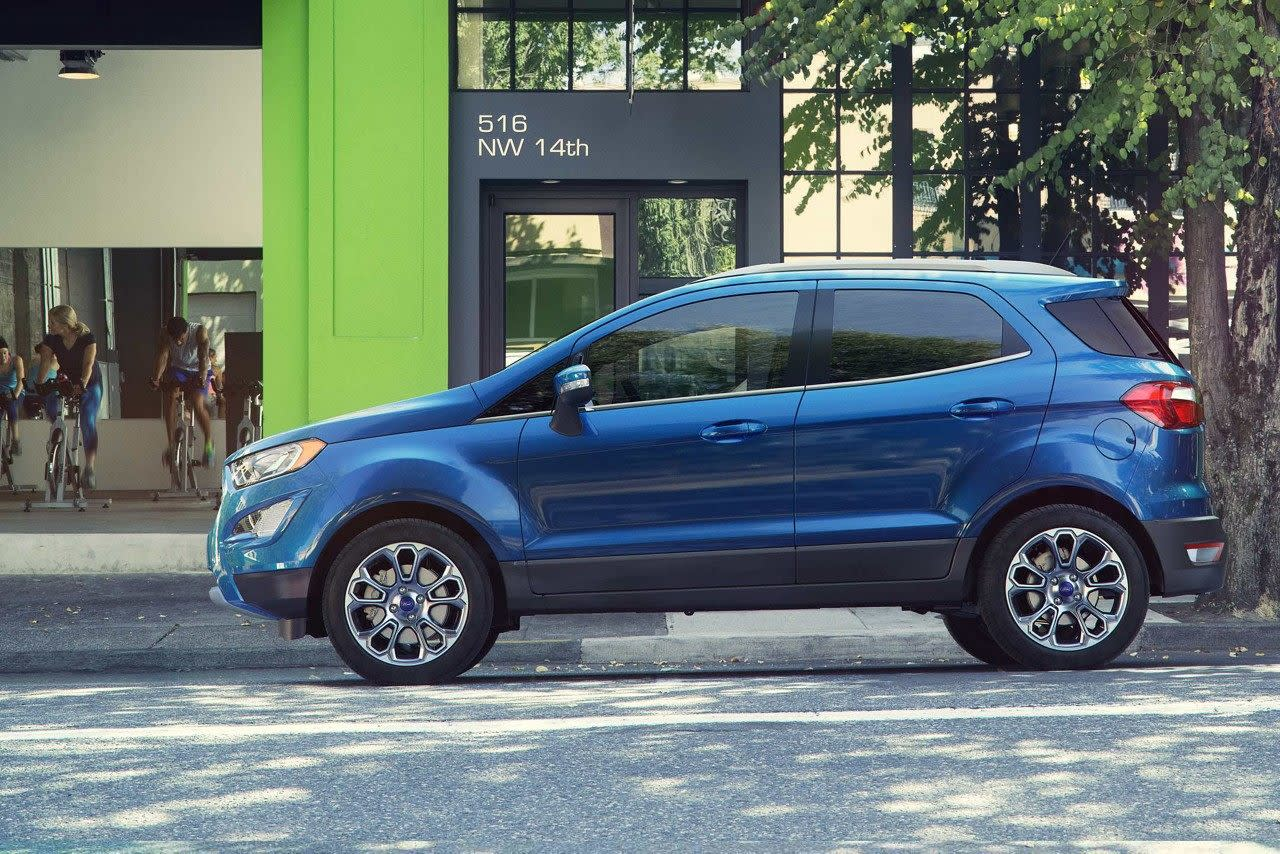 2018 Ford EcoSport for Sale in Catskill NY