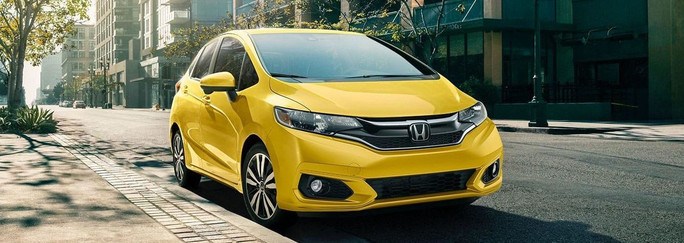2018 Honda Fit Leasing in St. Charles, IL