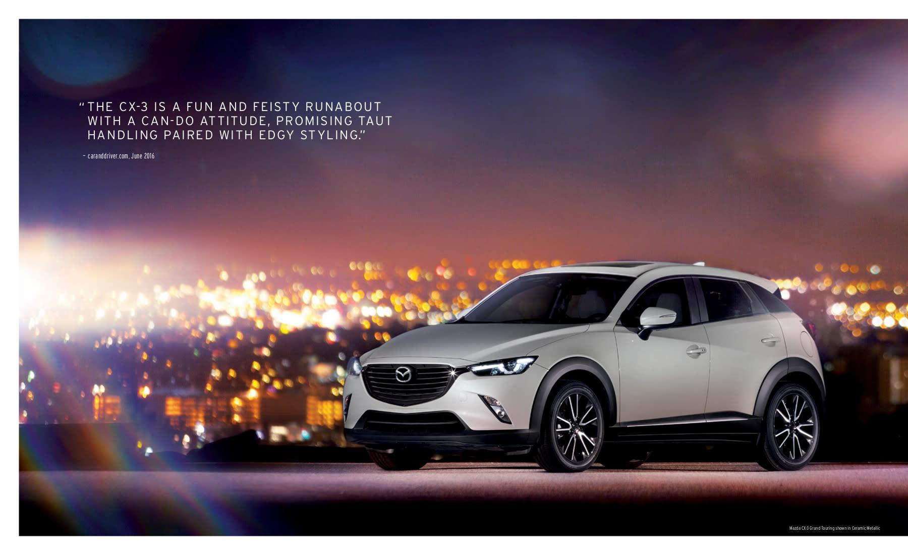 Mazda Dealer New Braunfels >> Mazda CX-3 | San Antonio TX