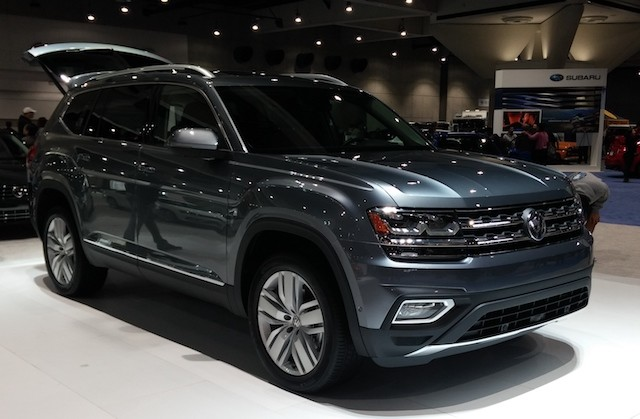 Top Reasons To Buy A Volkswagen Atlas For Sale Near Tacoma - Car show chattanooga 2018