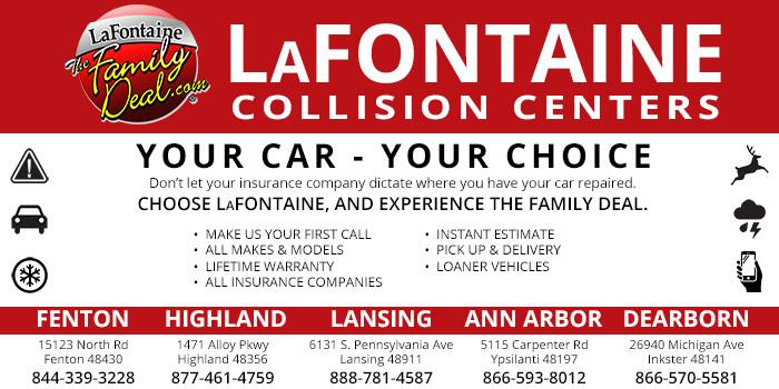 automotive body shop collision paint repair lafontaine. Black Bedroom Furniture Sets. Home Design Ideas