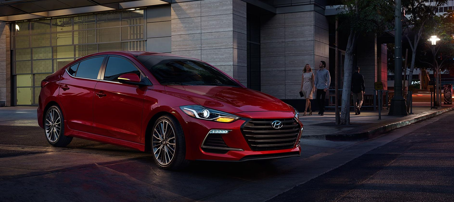 2017 Hyundai Elantra Safety Features near Washington, DC