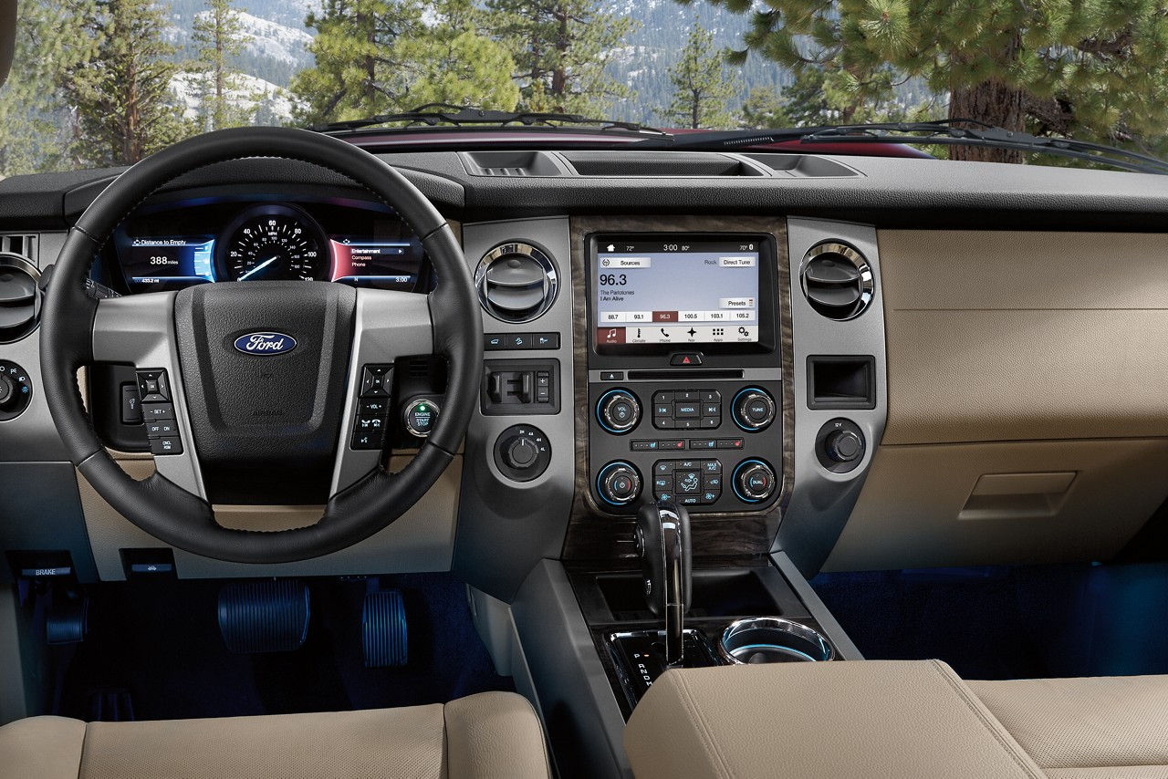 Expedition Limited interior