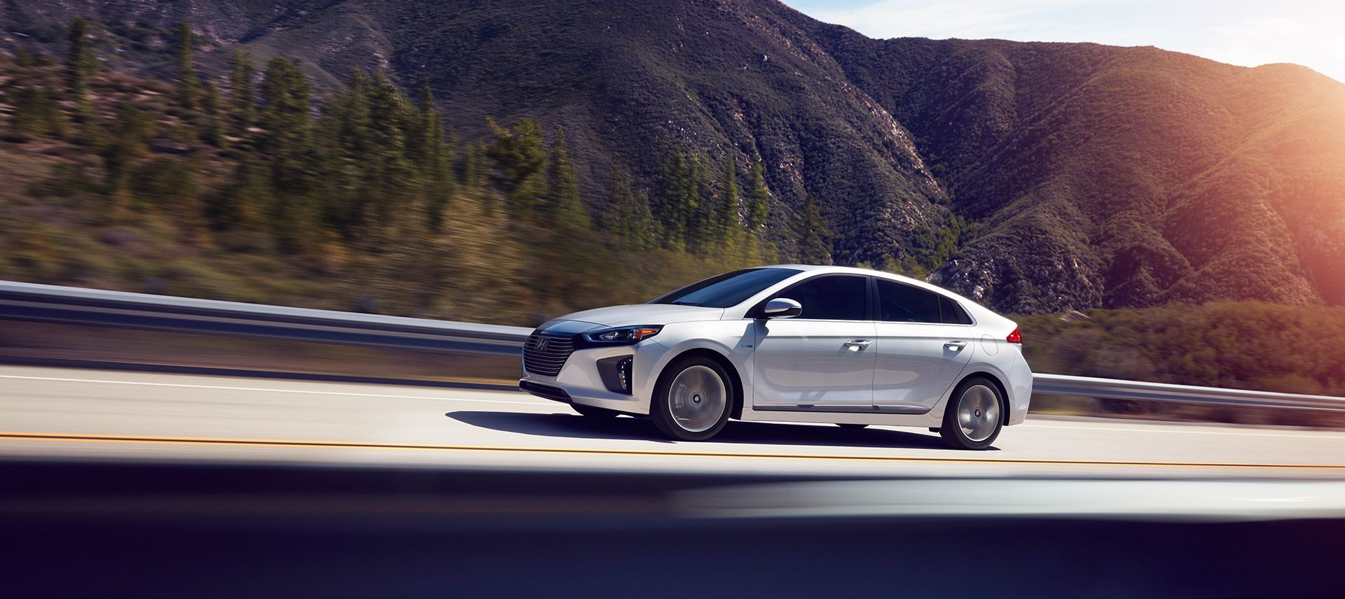 2017 Hyundai Ioniq Hybrid Safety Features in Fredericksburg, VA
