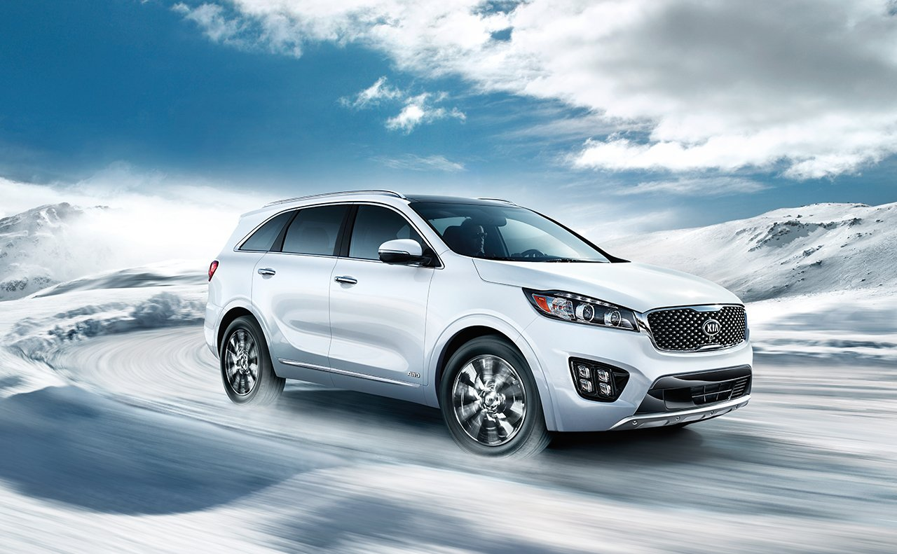 2018 Kia Sorento Preview in Sandusky, OH