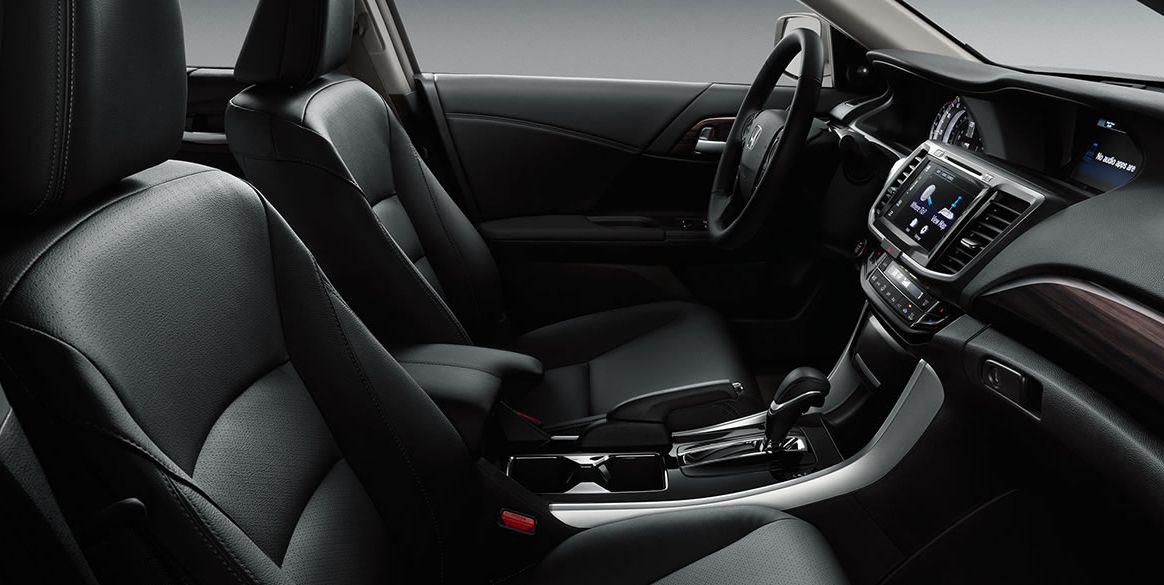 Safety and Comfort Abound in the Accord