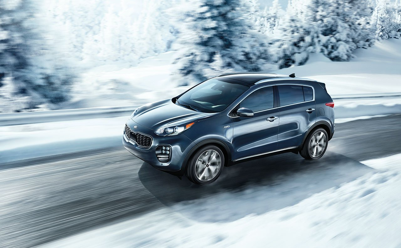 2017 Kia Sportage Financing in North Olmsted, OH