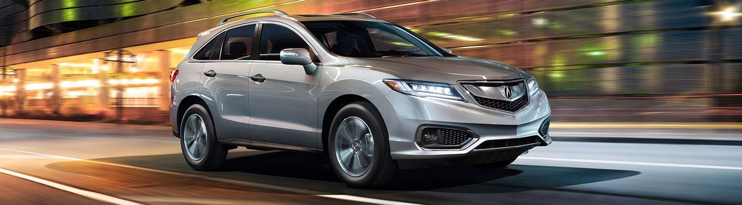 2017 Acura RDX Safety Features in Chantilly, VA
