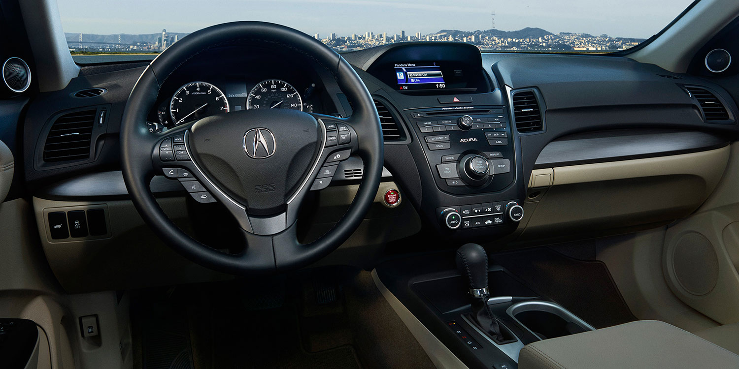 Peace of Mind Behind the Wheel of the 2017 RDX
