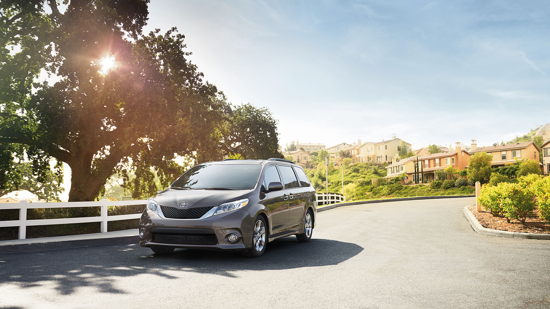 2017 Toyota Sienna Leasing In Akron Oh Summit Fuel Filter
