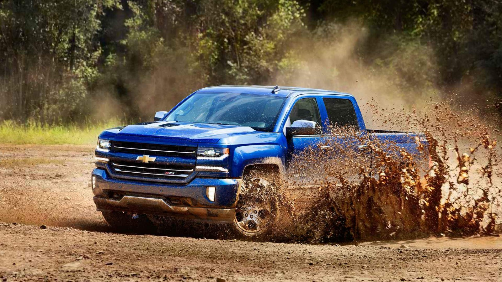 2017 Chevrolet Silverado 1500 Technology Features in Chantilly, VA