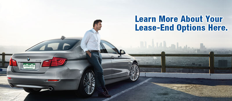 LEASE END - WHAT'S NEXT? - Athens BMW - Athens BMW