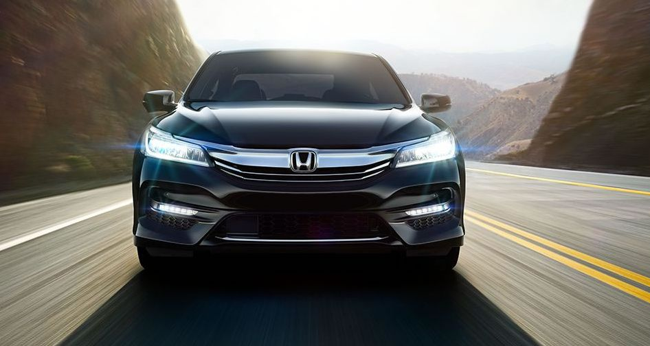 2017 Honda Accord Safety Features in Fredericksburg, VA