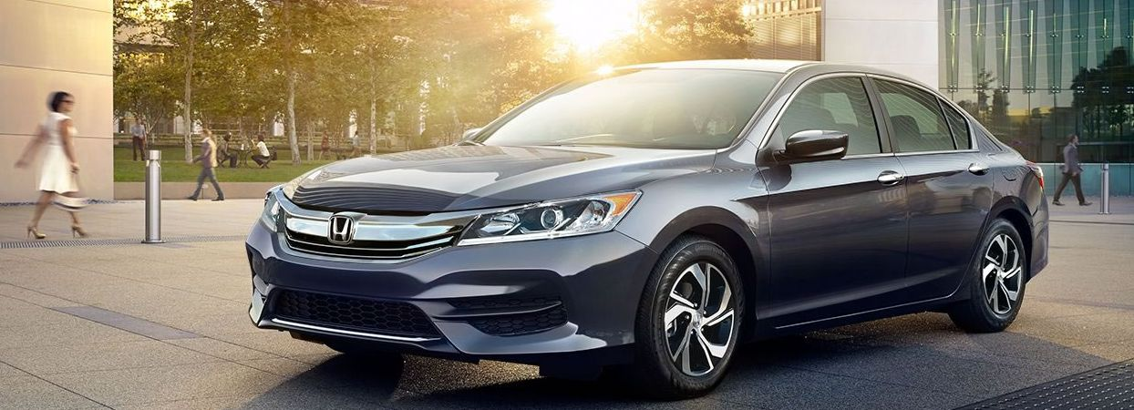 2017 Honda Accord Technology Features in Fredericksburg, VA
