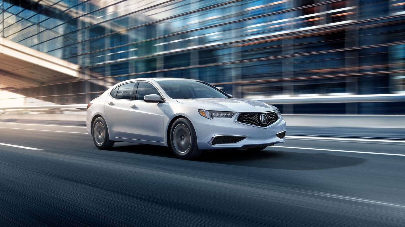 Acura TLX Now Available Near Milwaukee WI Acura Of Brookfield - 2018 acura tl remote start