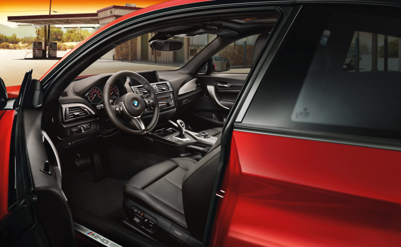 BMW Series Leasing Near Olympia Fields IL BMW Of - Bmw 2 series coupe lease