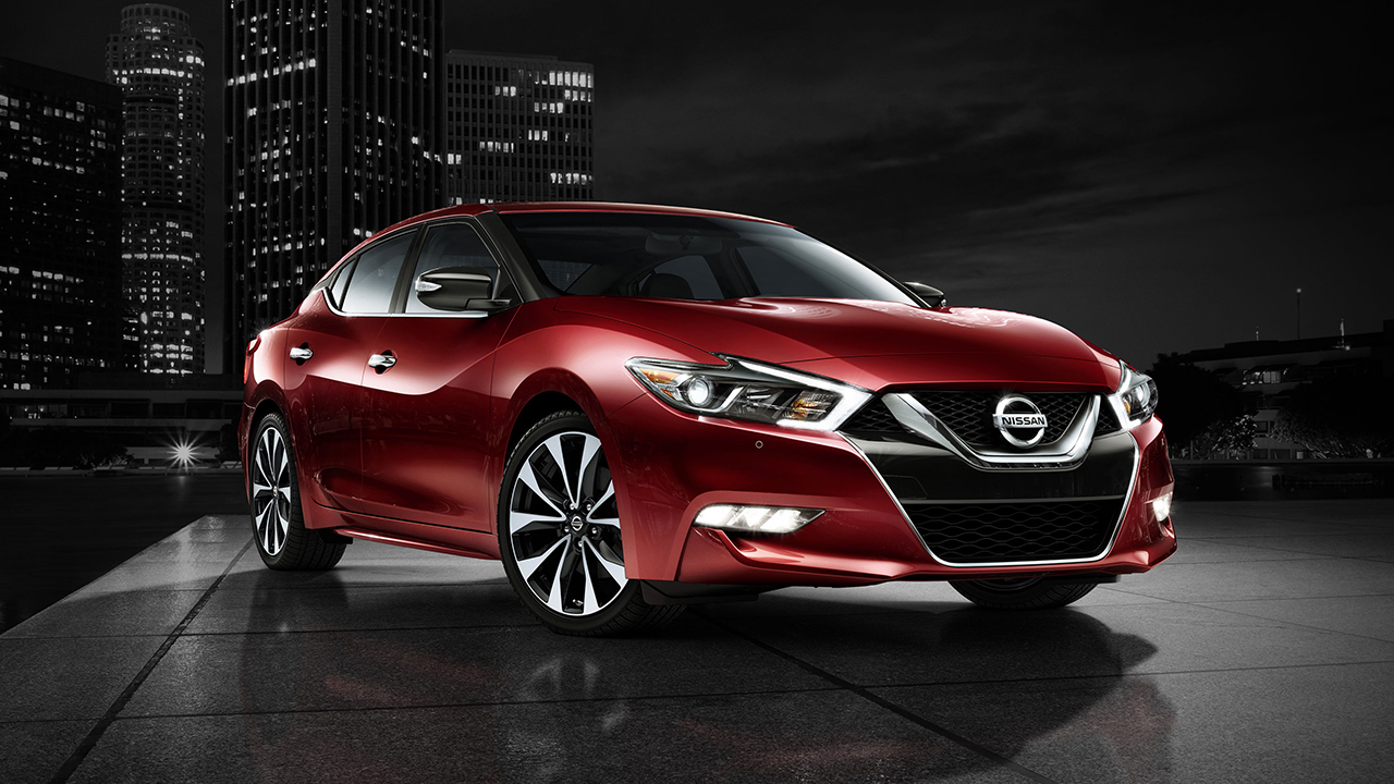 New Nissan Maxima for Sale near Worcester and Chelmsford, MA