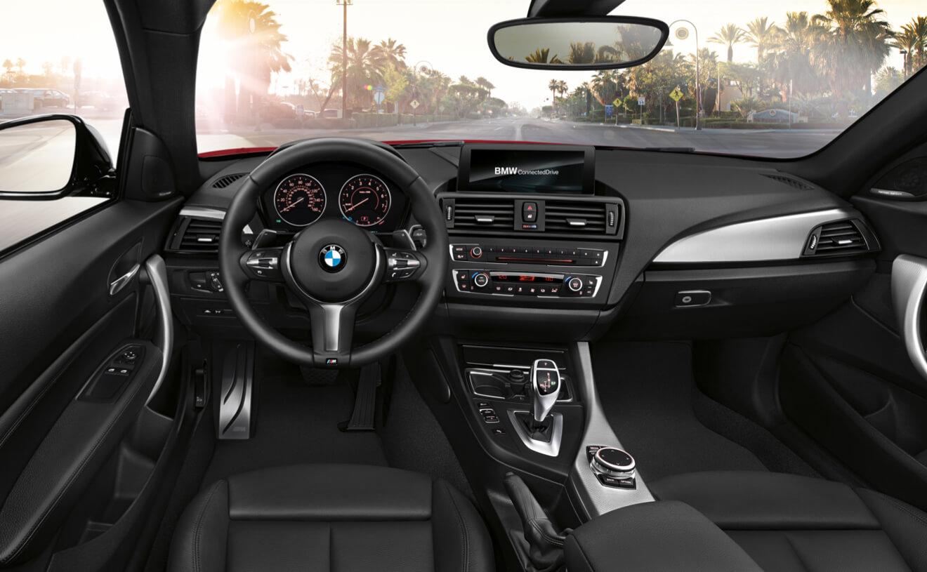 BMW M240i Coupe With Black Dakota Leather Interior