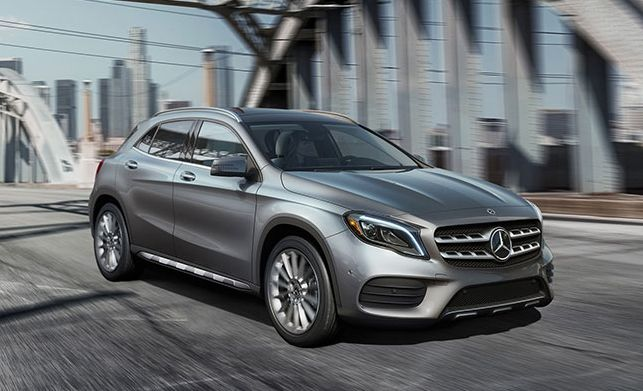 and gla class benz suv driver features car specs mercedes price