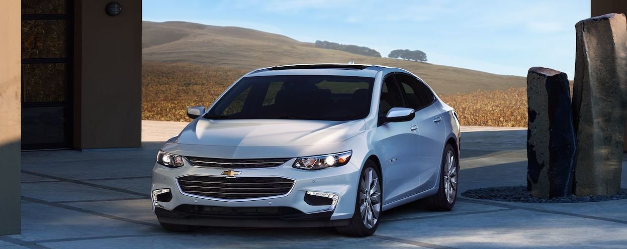 2017 Chevy Malibu for Sale near Canfield, OH