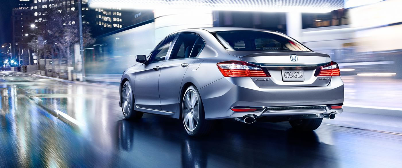 Galardones del Honda Accord 2017 en Chantilly, VA