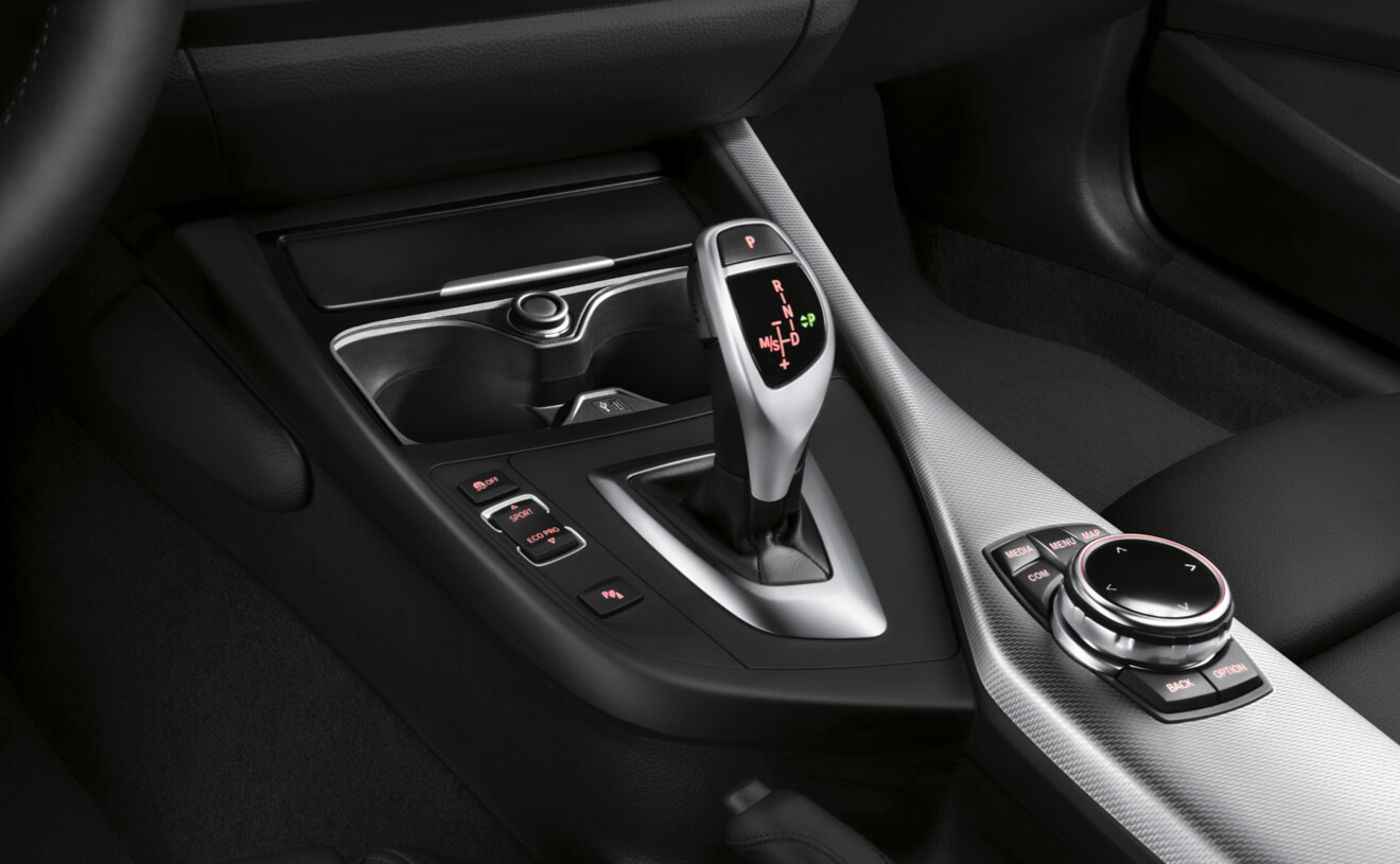 8-Speed Sport Automatic Transmission