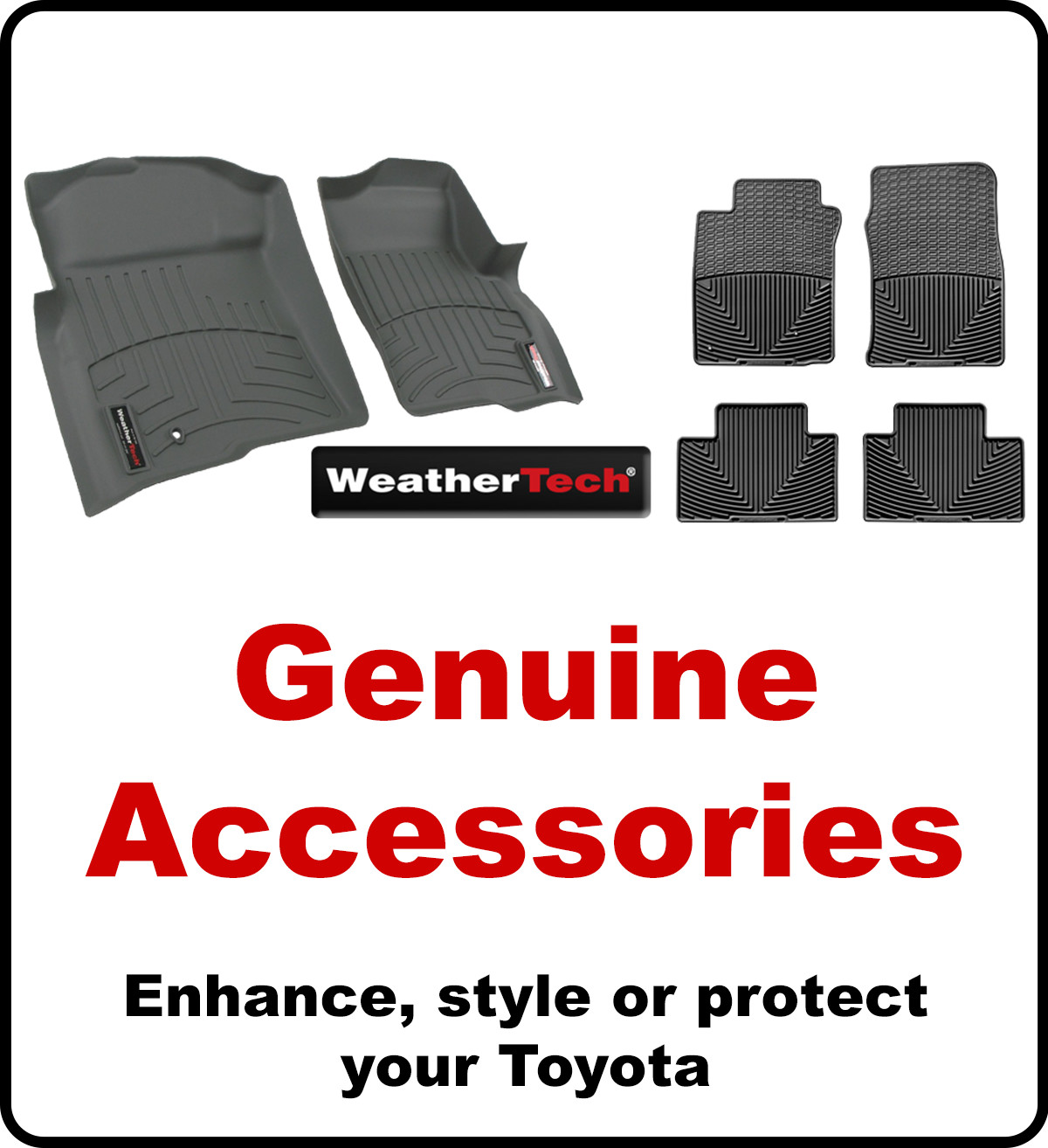 Genuine Accessories