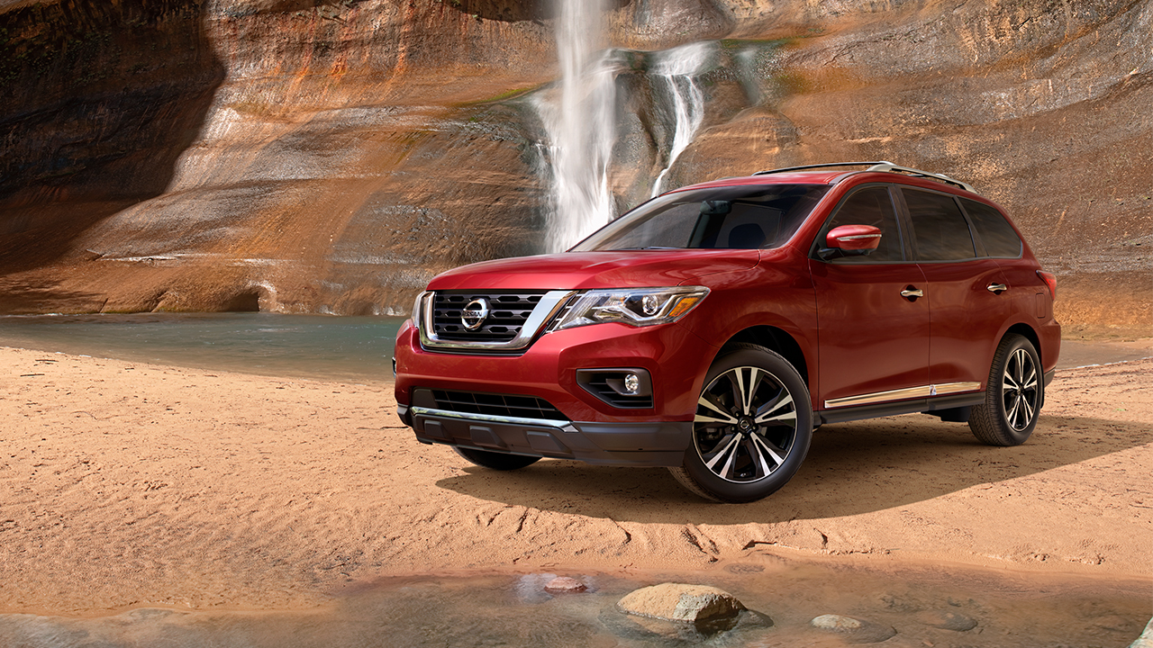 2017 Nissan Pathfinder for Sale near North Attleboro, MA