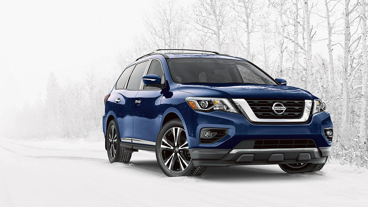 2017 Nissan Pathfinder for Sale near Attleboro, MA