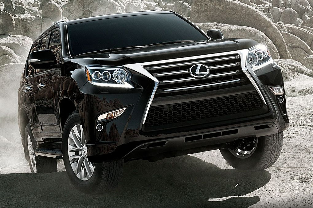 2017 Lexus GX 460 Awards in Chantilly, VA