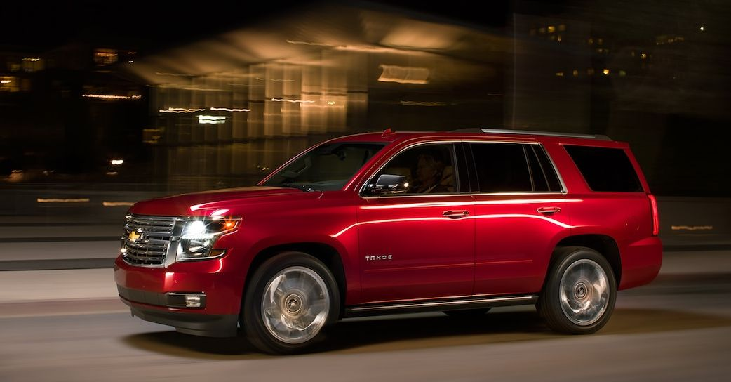 2017 Chevrolet Tahoe Technology Features in Chantilly, VA