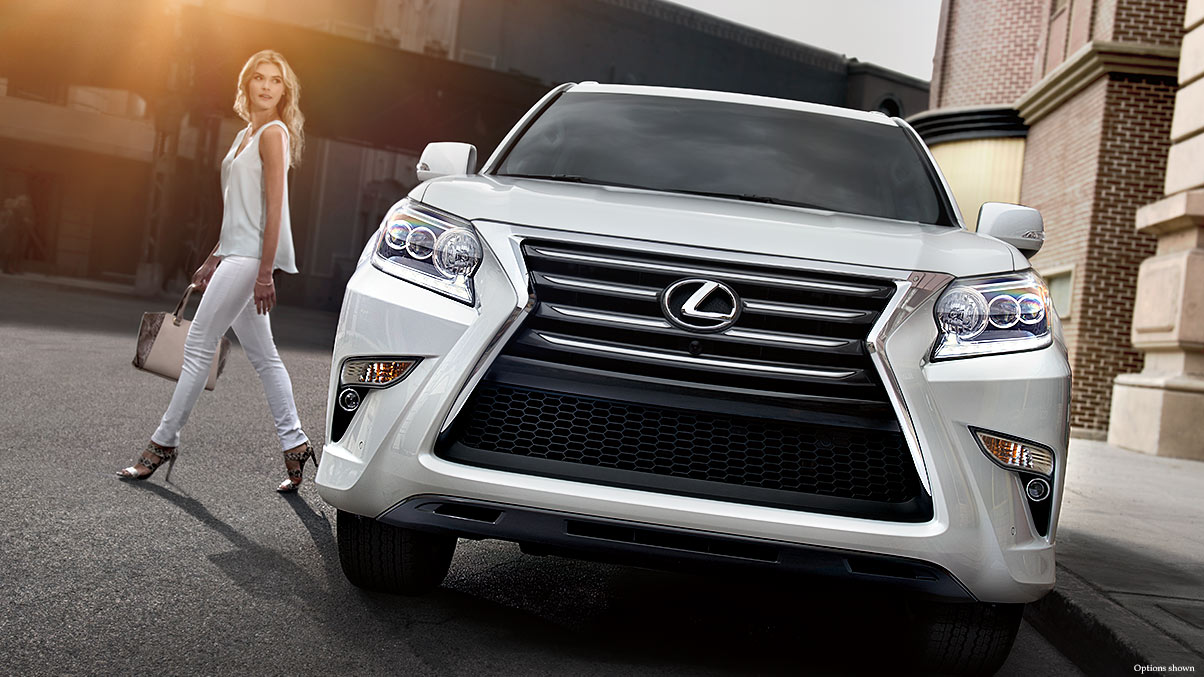 2017 Lexus GX 460 Technology Features in Chantilly, VA