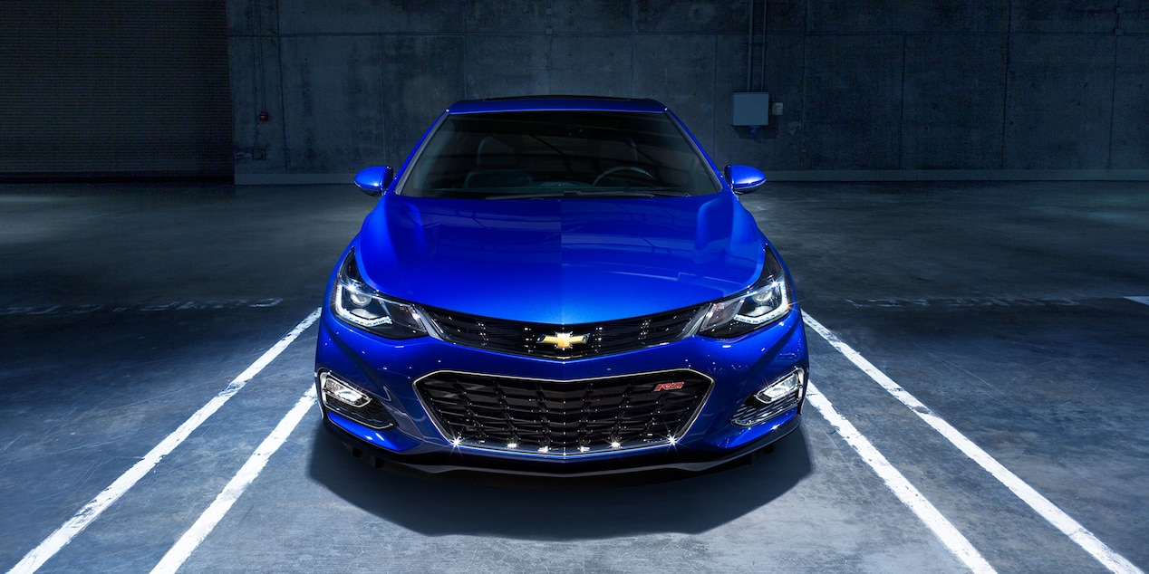 2017 Chevrolet Cruze Awards near Washington, DC
