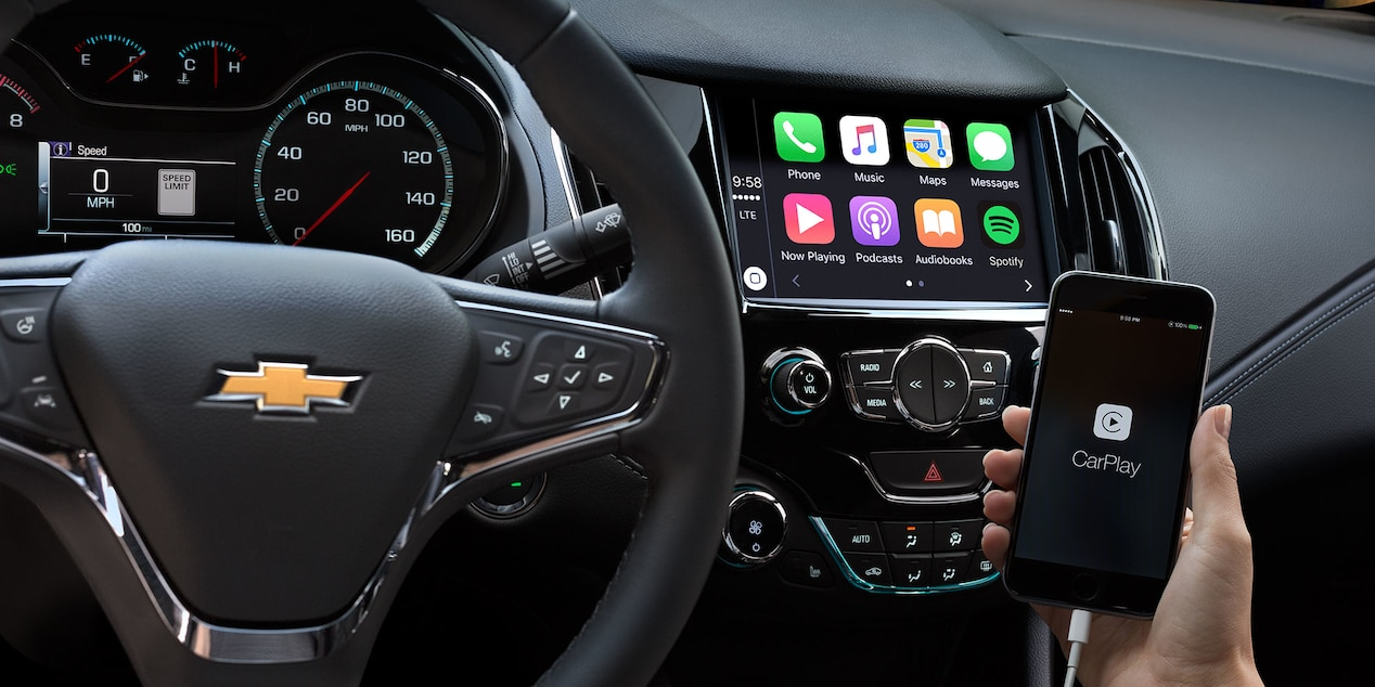 Chevrolet Cruze Apple CarPlay™
