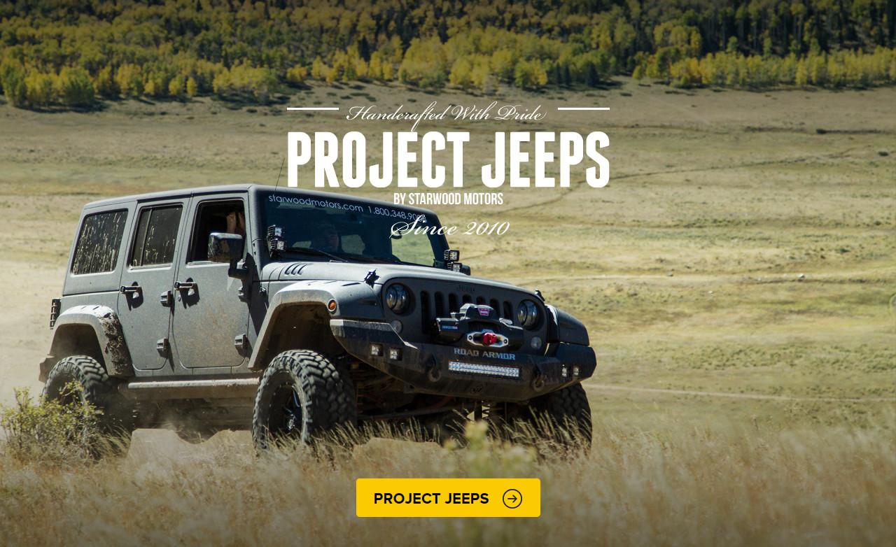 Project Jeep Dallas