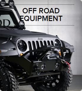 Off Road Jeep Equipment Dallas