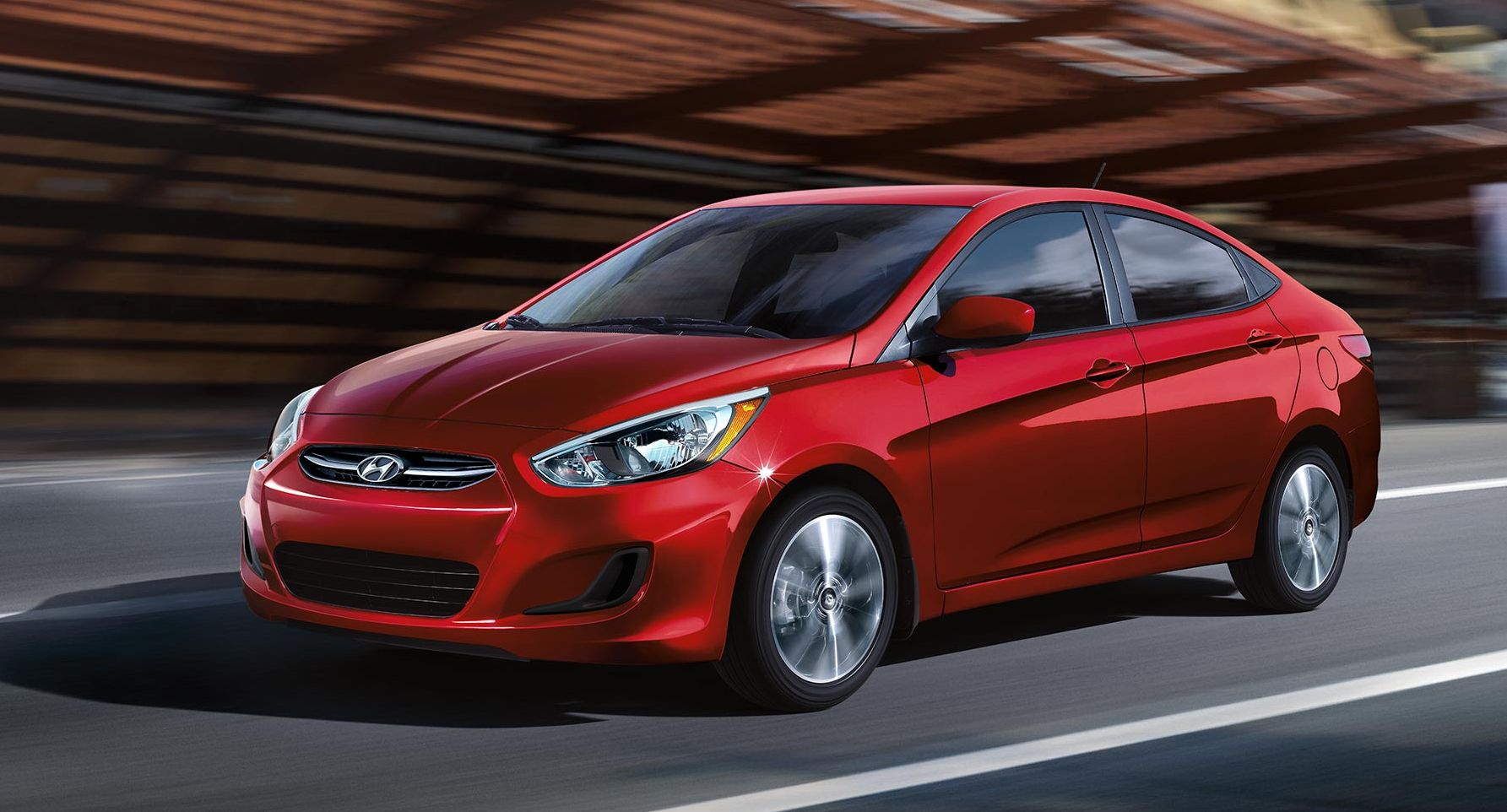 2017 Hyundai Accent Safety Features near Washington, DC