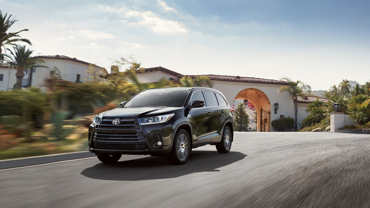 Toyota Highlander Owners Manual: High beam automatic turning on or off conditions
