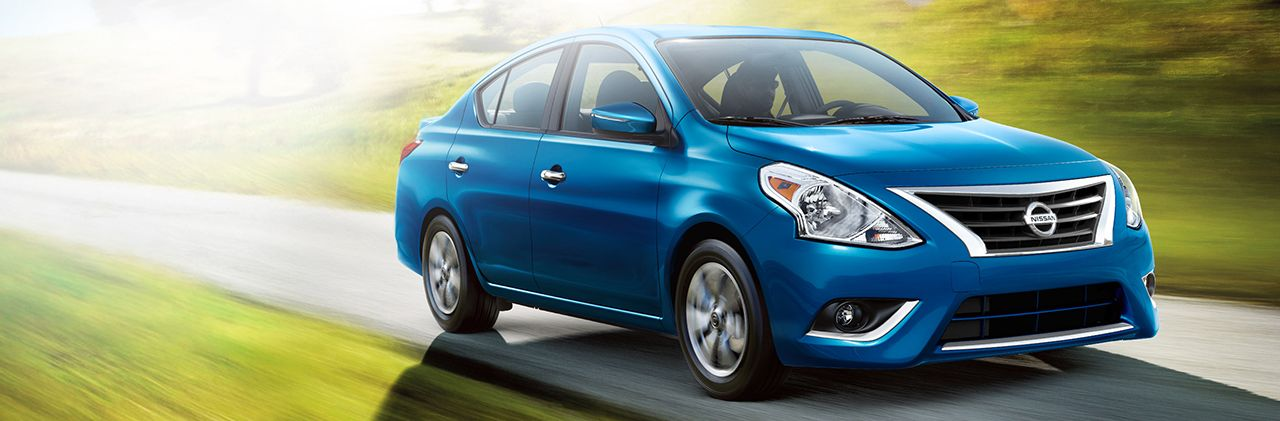 2017 Nissan Versa Safety Features near Washington, DC